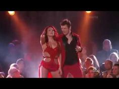 Nick Carter & Sharna Burgess - JIVE ( Judges' choice - YouTube