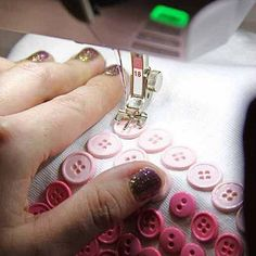 Sewing buttons on by machine is faster and more secure than hand sewing, and almost all sewing machines can do it! Here are 3 ways to sew a button by machine.