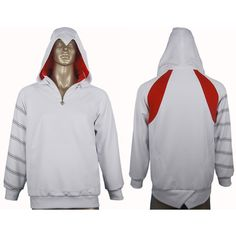 assassin's creed desmond miles hoodie jacket sweatshirt Assassin's creed cosplay costume halloween costume christmas xmas gift