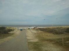 Ouddorp Strand in Ouddorp, Zuid-Holland