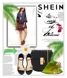 """""""shein"""" by niho-niho ❤ liked on Polyvore featuring Chloé"""