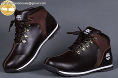 Custom Red Wine-Black Timberland Discount Euro Sprint For Men $95.99