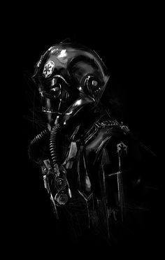 TIE Fighter Pilot - Star Wars - Rafał Rola