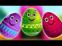Surprise Eggs Wildlife Toys | Learn Wild Animals & Animal Sounds | ChuChu TV Surprise For Kids - YouTube