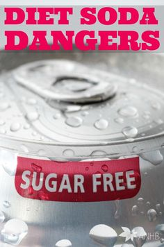 Learn about diet soda dangers and why I'll never drink the stuff again!