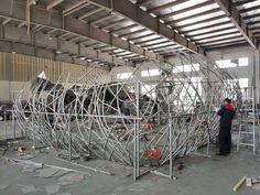 西安 中南上悦城示范区 / 荷于景观 – mooool木藕设计网