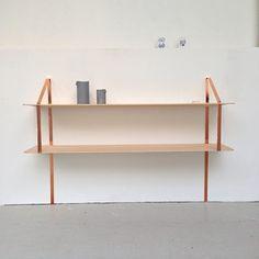 Cool shelf from Paris Design Week September 2013