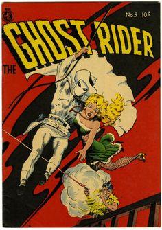 Ghost Rider - The Tyrant Of Brimstone - BizzBuzz Contemp Release