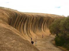 Rocha da Onda, Hyden, Austrália