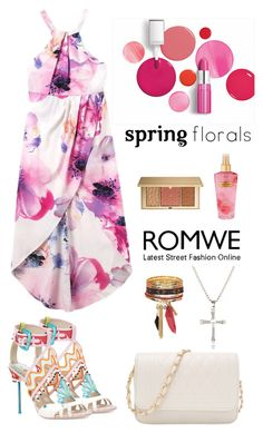 """""""Romwe 4"""" by amra-f ❤ liked on Polyvore featuring New Look, Clinique, Estée Lauder, Victoria's Secret and romwe"""