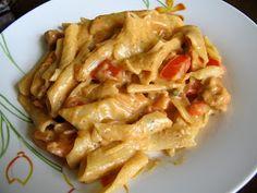Delicious: Bayou Chicken Pasta