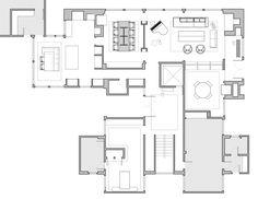 Gallery of Louis Kahn's Korman Residence Interior Renovation / Jennifer Post Design - 10