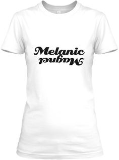 Melanic Magnetic Tee Reversal of the realm.