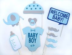 #welcomebabysign #itsaboy #bluebabyshower #newbornphotography