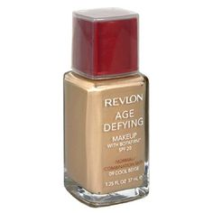 Revlon Age Defying Makeup with Botafirm, SPF 20, Normal/Combination Skin, Cool Beige 09, 1.25 Ounce Revlon.
