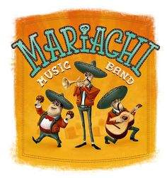 Mariachi: Music Band ★ Find more at http://www.pinterest.com/competing/