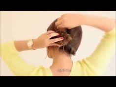 3 Peinados Faciles De Yuya Para Salir. - YouTube