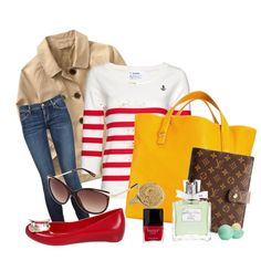 polyvore #2. outfit for school.
