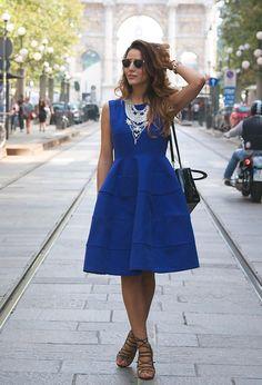 J'adore ce bleu