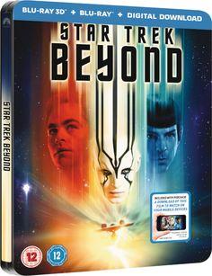 Star Trek Beyond 3D (Includes 2D Version) - Limited Edition Steelbook: Image 11