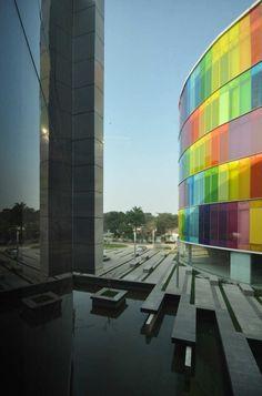 IMI International Management Institute Kolkata / Abin Design Studio