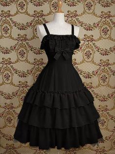 Copine Georgette Dress