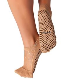 mesh barre socks - Google Search
