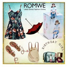 """""""Romwe"""" by loveliest-back ❤ liked on Polyvore featuring Hollister Co., Charlotte Russe, Benefit and Billabong"""