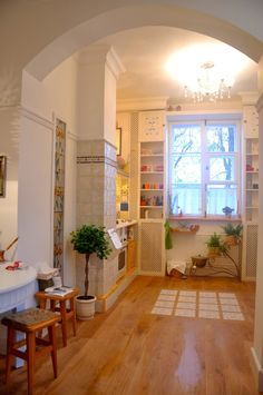 Glam Design : Reforma en Moscú Eccentric, Interior Design, Table, Furniture, Home Decor, Nest Design, Decoration Home, Home Interior Design