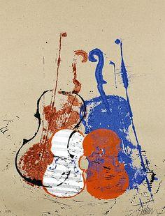 Arman    Violins    20th century