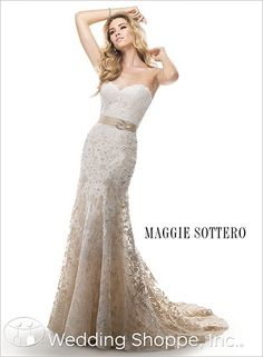 Bridal Gowns Maggie Sottero  Britannia Bridal Gown Image 1