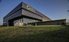 Galeria de Indústria NGC do Brasil / LUIZVOLPATOARQ - 1