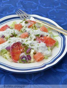 Vasárnapi kényeztető saláta