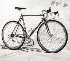 """""""Classic Pinarello Montello Road Bike by @pinarelloofficial check them out. #cycling #biking #steel #classic #pinarello #roadbike #bike #bicycle #cyclist…"""""""