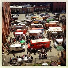 "SOWA Open Market- ""An award-winning farmer's market, the most delicious food trucks, and a rotating arts and crafts section."" – Abby Larson of @Style Me Pretty (Check their website for seasonal dates and times) 