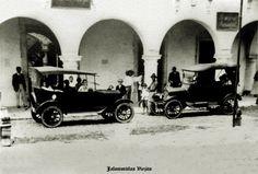 Primeros autos en Jalostotitlan Jalisco Mexico ... 1 ...