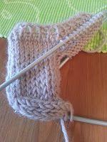 Strikk til flappen er 5 cm høy (str eller 6 cm høy (str Er 5, Fingers, Knitting Patterns, Diy And Crafts, Accessories, Shoes, Masks, Knit Patterns, Finger