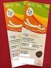 #Ticket  2 x Tickets Rio 2016 Olympics BEACH VOLLEYBALL FINAL BV034 FREE UPS SHIPPING #deutschland