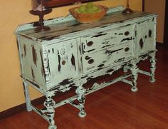 foux finishes for furniture | Painted Furniture | Bella Tucker Decorative Finishes | Faux Finish ...