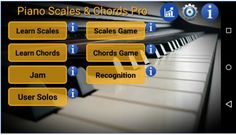 Piano Scales Chords Jam Pro 78 Performance Improvements [Paid]