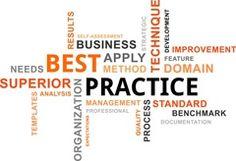 Word Cloud - Best Practice