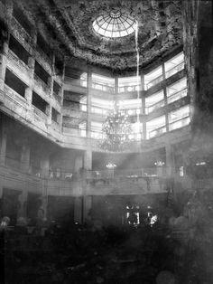 - Disney Mowgli's palace abandoned -