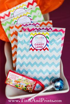 Candy Land Rainbow birthday party via Kara's Party Ideas karaspartyideas.com #candyland #candy #party #idea #rainbow