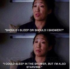 charming life pattern: grey's anatomy - quote - that's my life :D