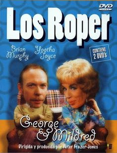 Las Series TV de mi infancia: LOS ROPER (George ¬ Mildred), 1979-1981 Uk Tv, I Series, Online Gratis, My Memory, Growing Up, Nostalgia, Tv Shows, Memories, Retro