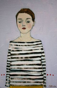 amanda blake...she is one of my all time favorite contemporary artists......she rocks!!