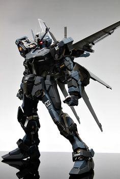 模型・プラモデル投稿コミュニティ【MG-モデラーズギャラリー】ガンプラ|AFV|ジオラマ| - GAT-X105 STRIKE GUNDAM TITANS