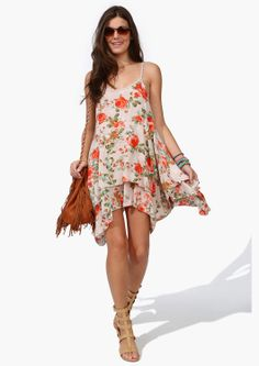Day Dreamer Dress, and summer dreaming