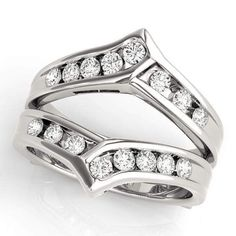 Wrap Wedding Band, Star Wedding, Home Wedding, Types Of Metal, Round Diamonds, Diamond Engagement Rings, Wraps, Stone, Amp