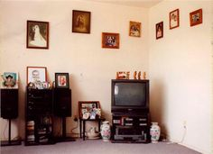 Edith Amituanai, Fipe's Lounge, C-type photograph, 420 x (framed dimensions) Carrie White, Photo Documentary, Some Ideas, Artistic Photography, Gallery Wall, Lounge, Televisions, Type, Frame